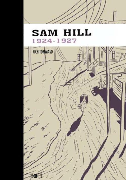SAM HILL, 1924
