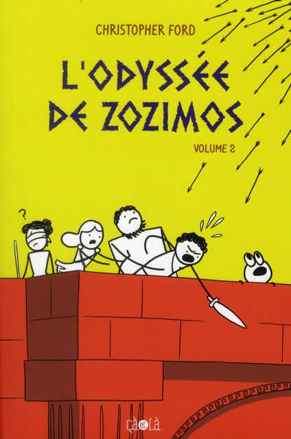 ODYSSEE DE ZOZIMOS (L')-T2