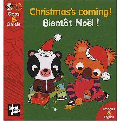 CHRISTMAS'S COMING! BIENTOT NOEL !