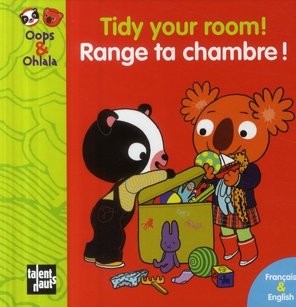 TIDY YOUR ROOM! ANCIENNE EDITION