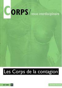 REVUE CORPS N5 - LES CORPS DE LA CONTAGION