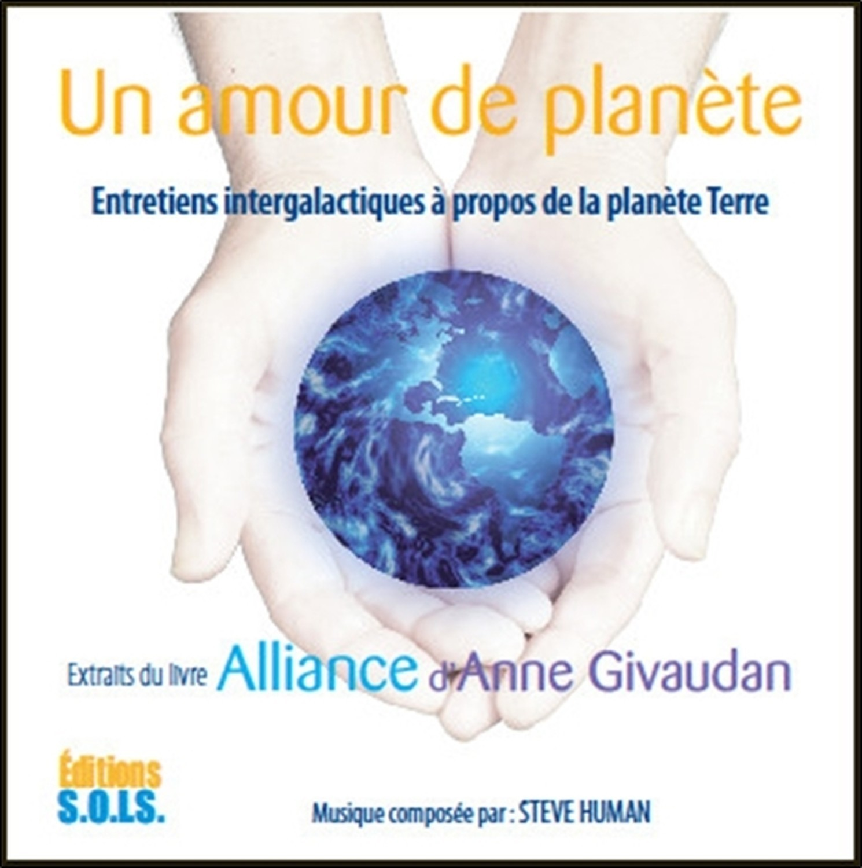 UN AMOUR DE PLANETE - LIVRE AUDIO