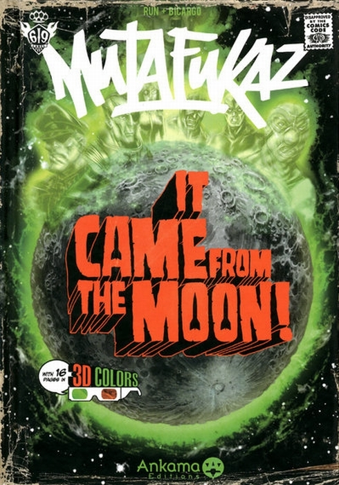 MUTAFUKAZ TOO IT CAME FROM THE MOON