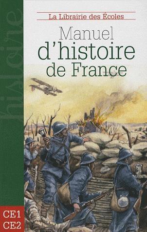 MANUEL D'HISTOIRE DE FRANCE CYCLE 3