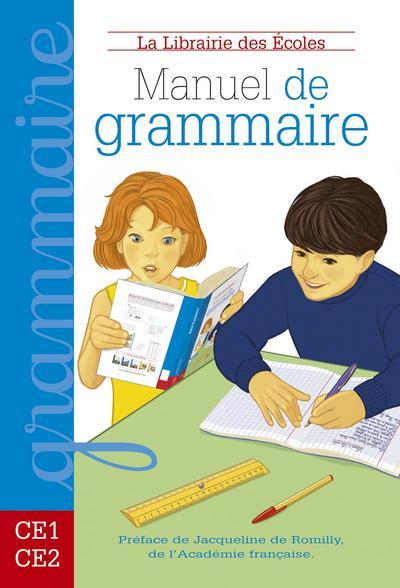 GRAMMAIRE CE1 CE2