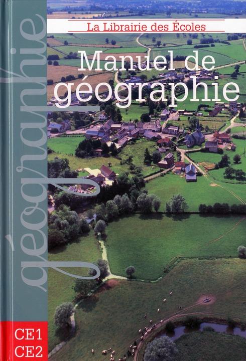 MANUEL DE GEOGRAPHIE CE1 CE2