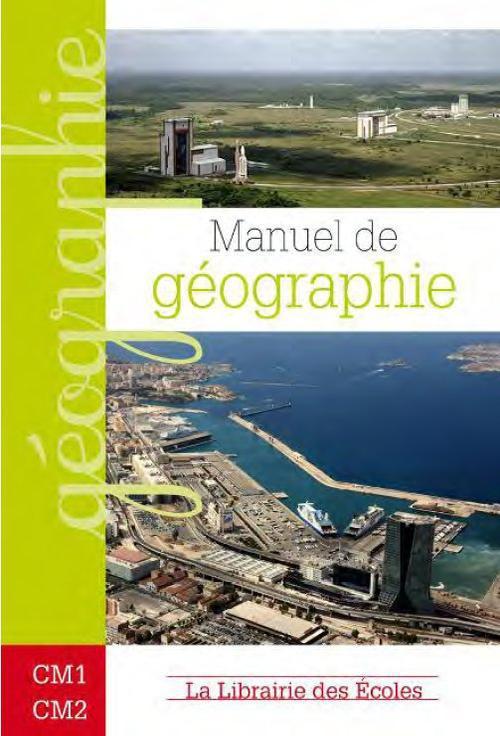 MANUEL DE GEOGRAPHIE CM1 CM2