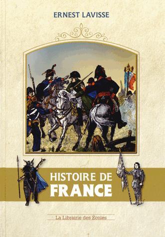 HISTOIRE DE FRANCE DE LAVISSE (L)