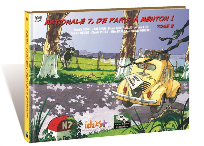 NATIONALE 7, DE PARIS A MENTON T02 DE COSNE-SUR-LIRE (NIEVRE) A PERIGNY (ALLIER)