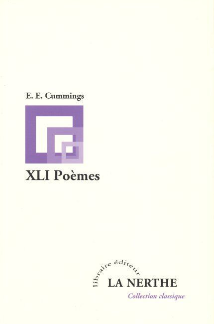 XLI POEMES