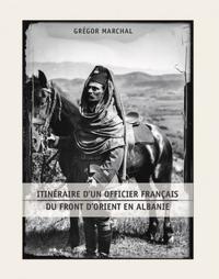 ALBANIE, FRONT D'ORIENT : 1916-1917 DE KORYTZA A