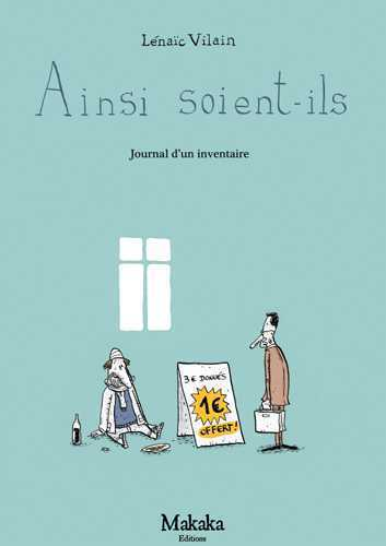 AINSI SOIENT-ILS-JOURNAL D'UN INVENTAIRE