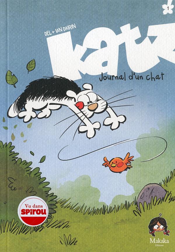 KATZ T01-JOURNAL D'UN CHAT