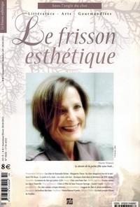 LE FRISSON ESTHETIQUE TOME X SOUS L'ANGLE DU CHAT