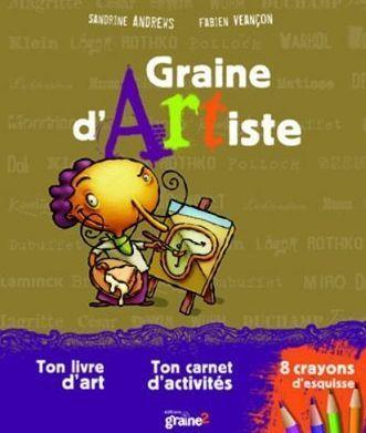 COFFRET GRAINE D'ARTISTE