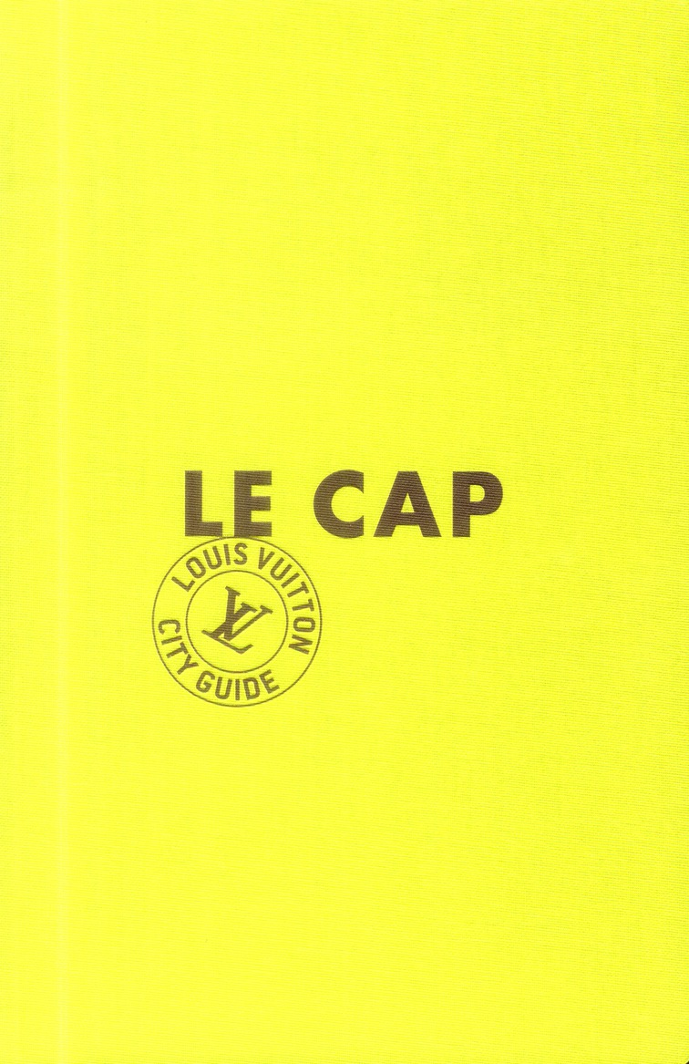 LE CAP CITY GUIDE 2014 VERSION FRANCAISE