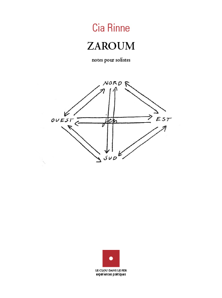 ZARUM NOTES POUR SOLISTES