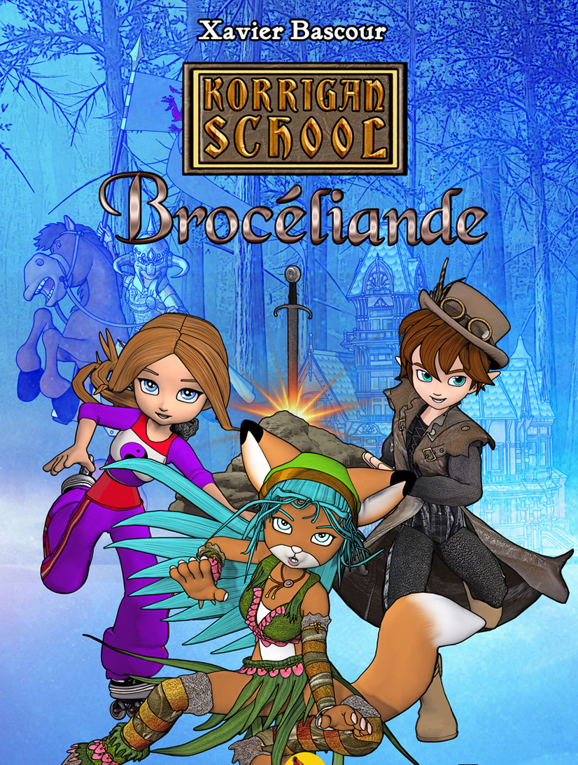 KORRIGAN SCHOOL BROCELIANDE
