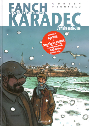 FANCH KARADEC T02 L'AFFAIRE MALOUINE