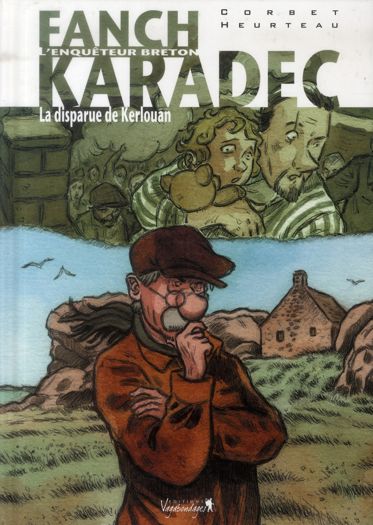 FANCH KARADEC - TOME 3 : LA DISPARUE DE KERLOUAN