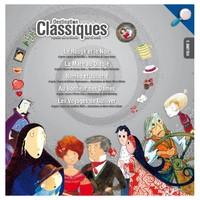 DESTINATION CLASSIQUES : 5 GRANDES OEUVRES ILLUSTREES POUR LES ENFANTS. VOLUME 5