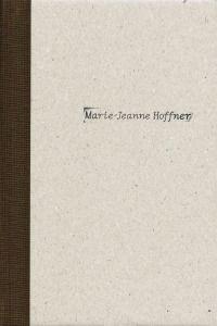 MARIE-JEANNE HOFFNER - PLANS