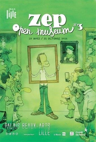 ZEP,OPEN MUSEUM