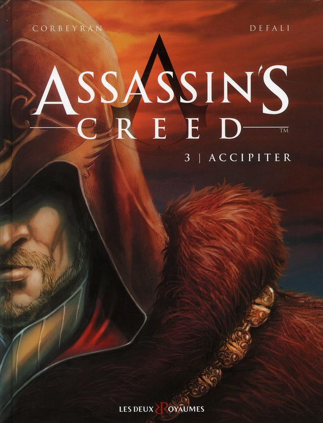 BANDE DESSINEE - ASSASSIN'S CREED T3 - ACCIPITER