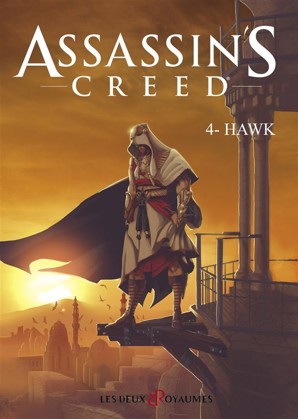 BANDE DESSINEE - ASSASSIN'S CREED T4 - HAWK