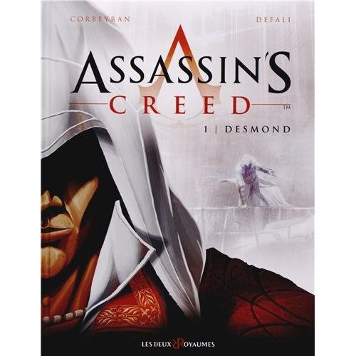 BANDE DESSINEE - EDITION SPECIALE ASSASSIN'S CREED T1 - DESMOND