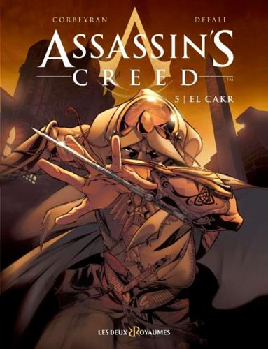 BANDE DESSINEE - ASSASSIN'S CREED T5 - EL CAKR