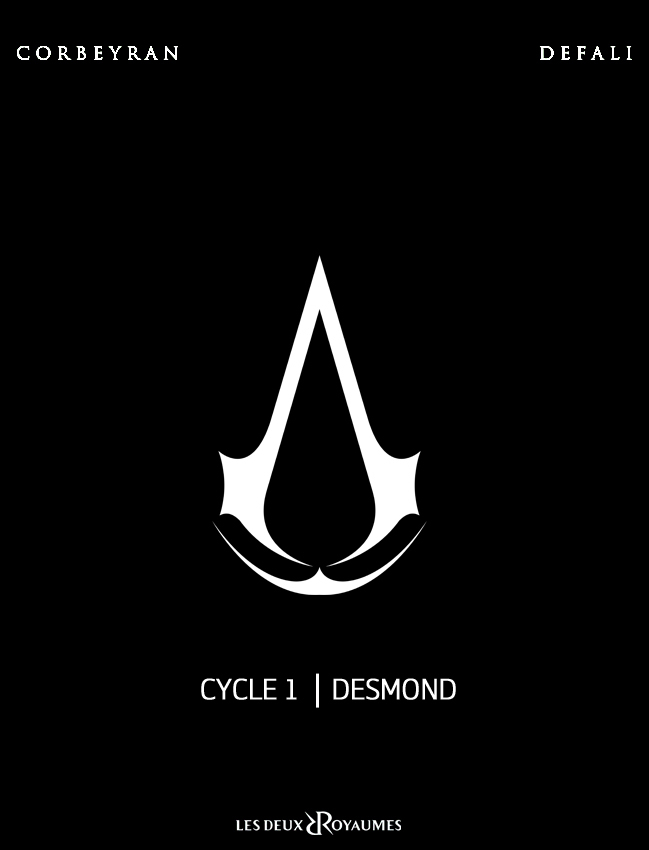 BANDE DESSINEE - ASSASSIN'S CREED-CYCLE 1 DESMOND