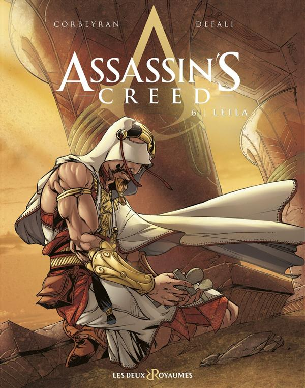 BANDE DESSINEE - ASSASSIN'S CREED T6