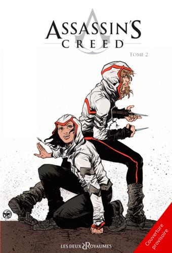 BANDE DESSINEE - COMICS ASSASSIN'S CREED T2 SOLEIL COUCHANT