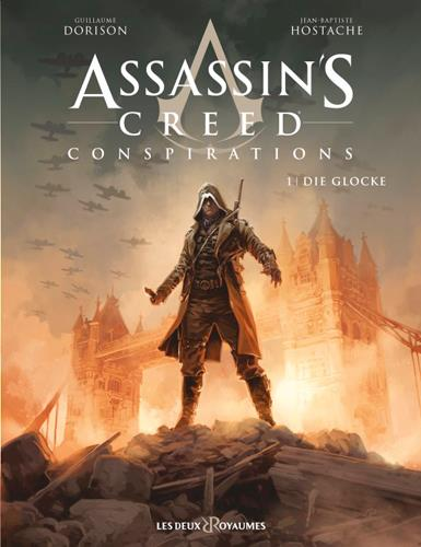 BANDE DESSINEE T1 BD ASSASSIN'S CREED SERIE 2 T1-CONSPIRATIONS