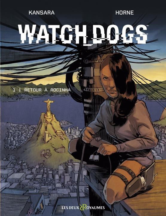 BANDE DESSINEE - WATCH DOGS T1