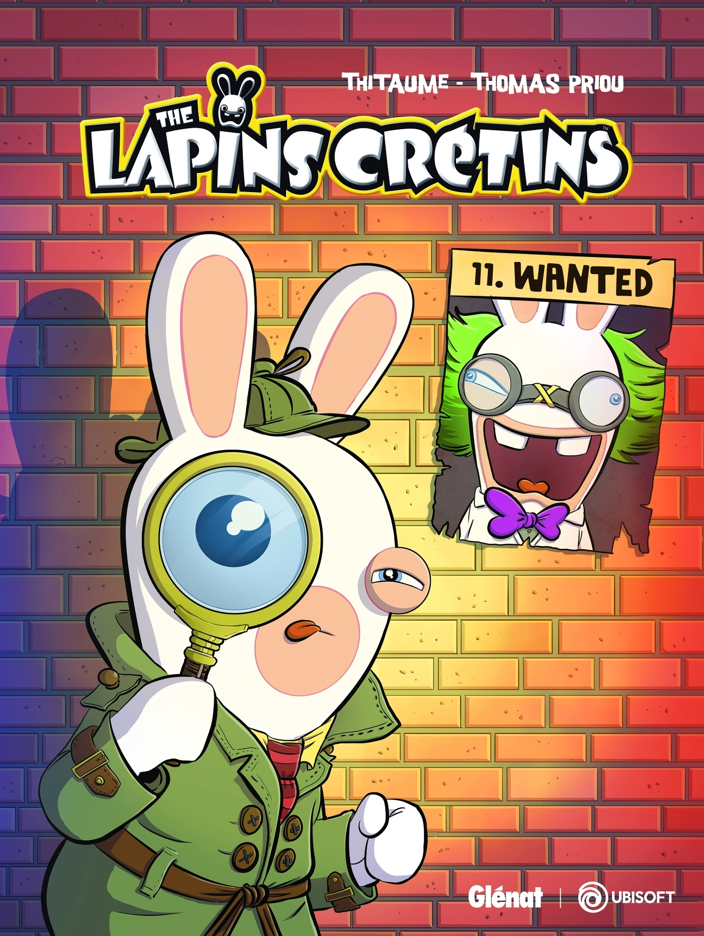 LAPINS CRETINS T11 WANTED