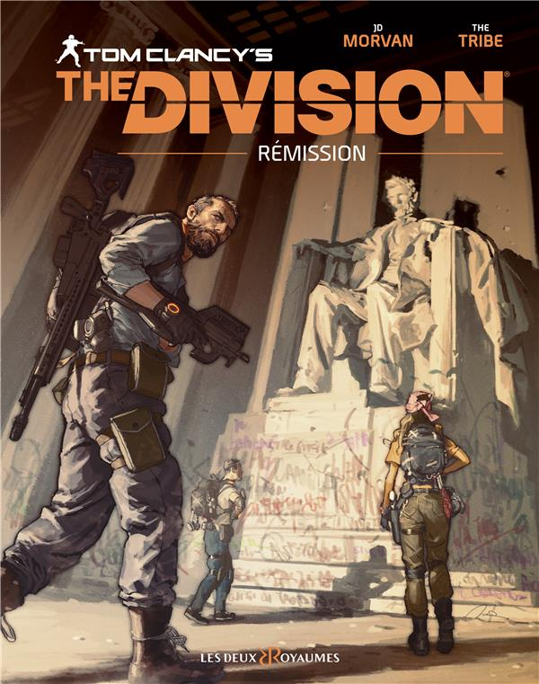 BANDE DESSINEE - BD THE DIVISION 2
