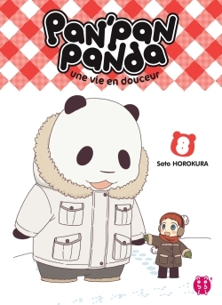 PAN'PAN PANDA, UNE VIE EN DOUCEUR T08