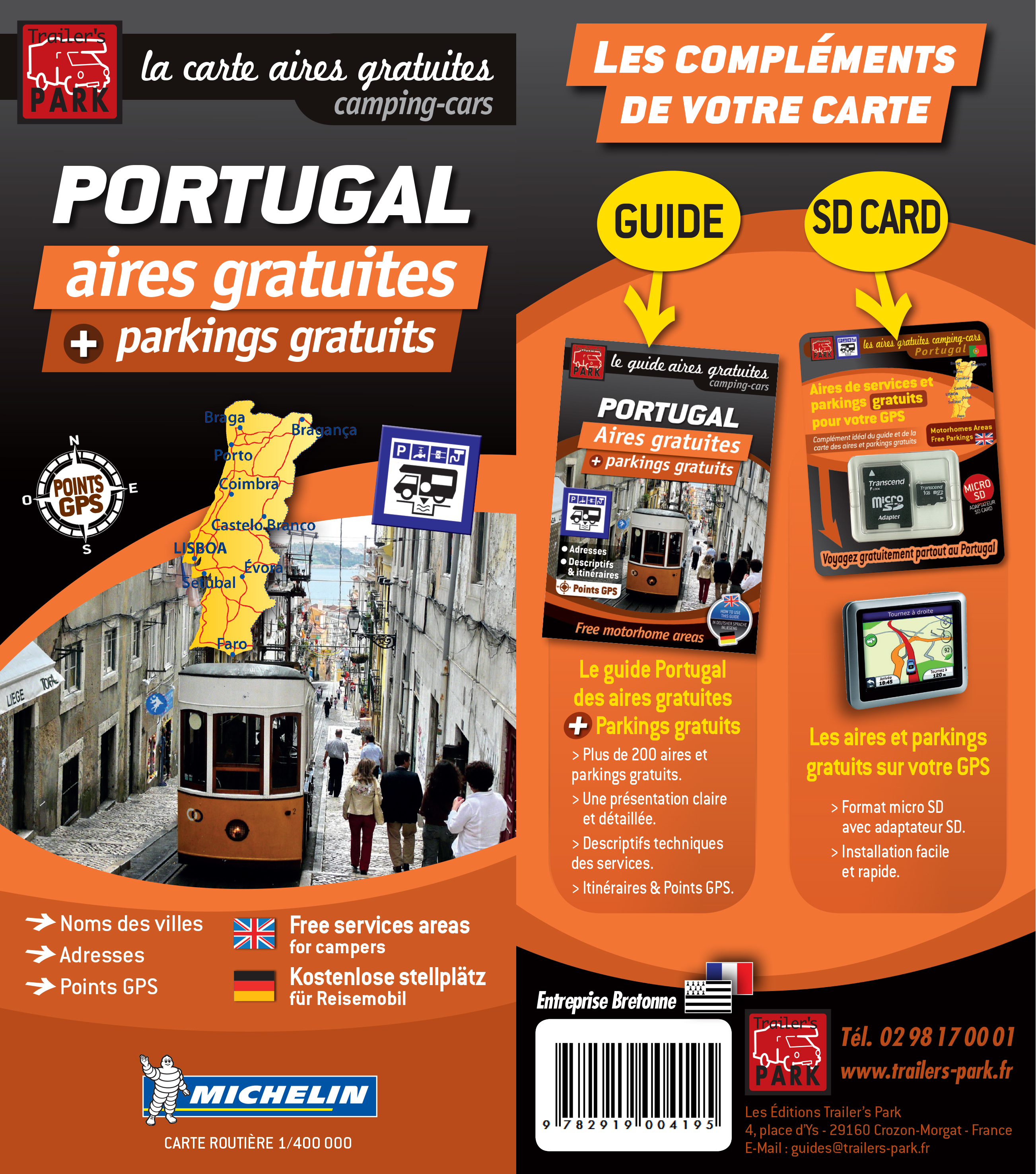 CT AIRES GR. TRAILER'S PORTUGAL