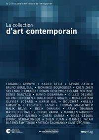 """LA COLLECTION D ART CONTEMPORAIN DE LA CNHI - """"J AI DEUX AMOURS"""""""
