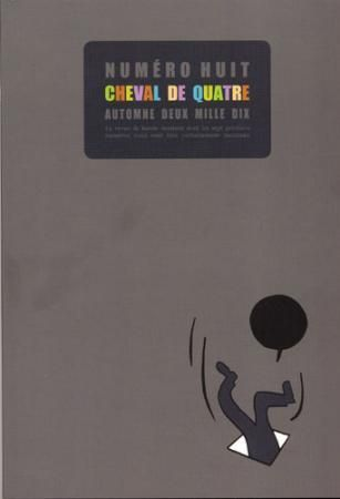 CHEVAL DE QUATRE N 08