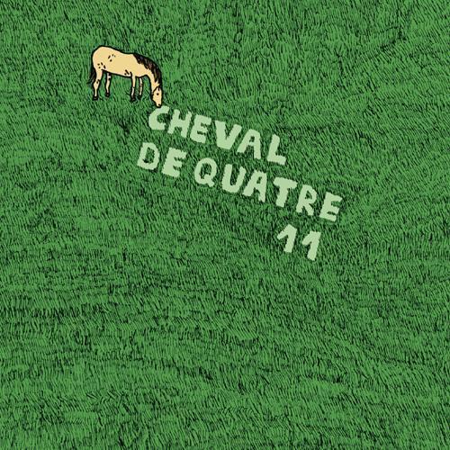 CHEVAL DE QUATRE N 11