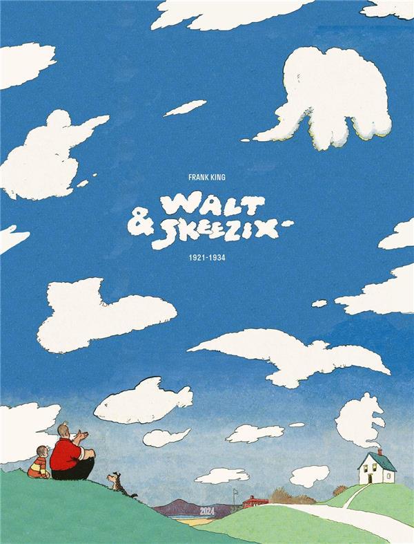 WALT & SKEEZIX - GASOLINE ALLEY