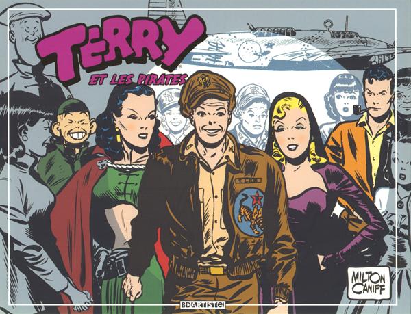 TERRY ET LES PIRATES T06 - TOME 6