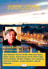 REVUE ACADEMIE LITTERAIRE BRETAGNE PAYS LOIRE: M. RAGON