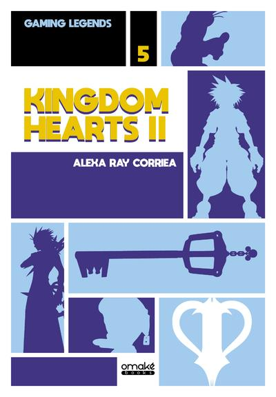 KINGDOM HEARTS II - GAMING LEGENDS COLLECTION 05