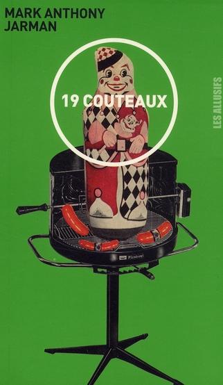 19 COUTEAUX