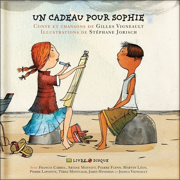 UN CADEAU POUR SOPHIE - LIVRE + CD