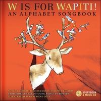 W IS FOR WAPITI ! - LIVRE + CD